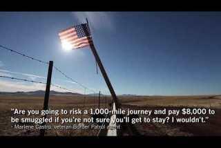 LA 90: Decrease in illegal border crossings