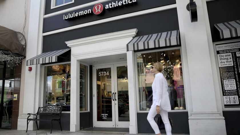 Lululemon Founder To Step Down After Commments About The Brand's Customers Bodies