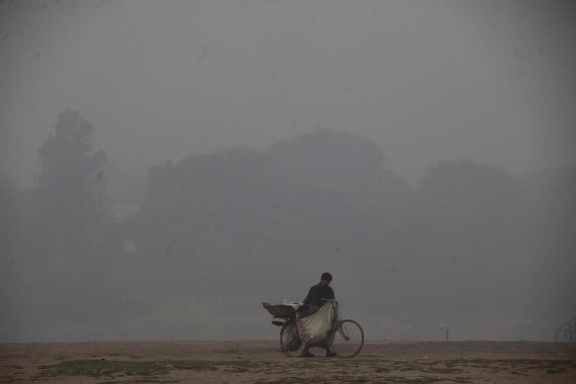 Pakistan Smog