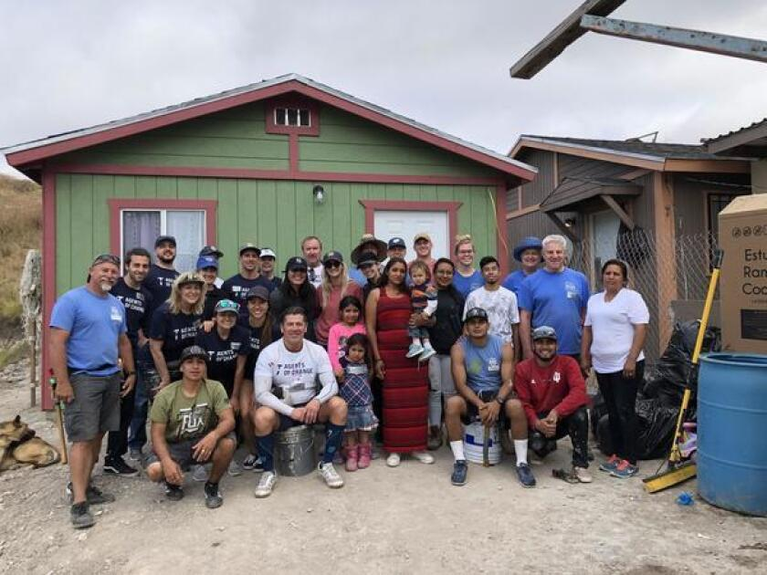 In March 2017, Pacific Sotheby's International Realty created the Agents of Change program in partnership with World Housing. To date, it has raised nearly $300,000 and funded homes for 44 families.