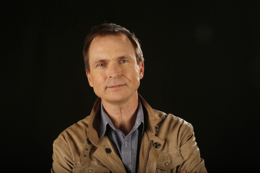 """""""The Amazing Race"""" host Phil Keoghan finds ways to stay fit no matter where the road takes him."""