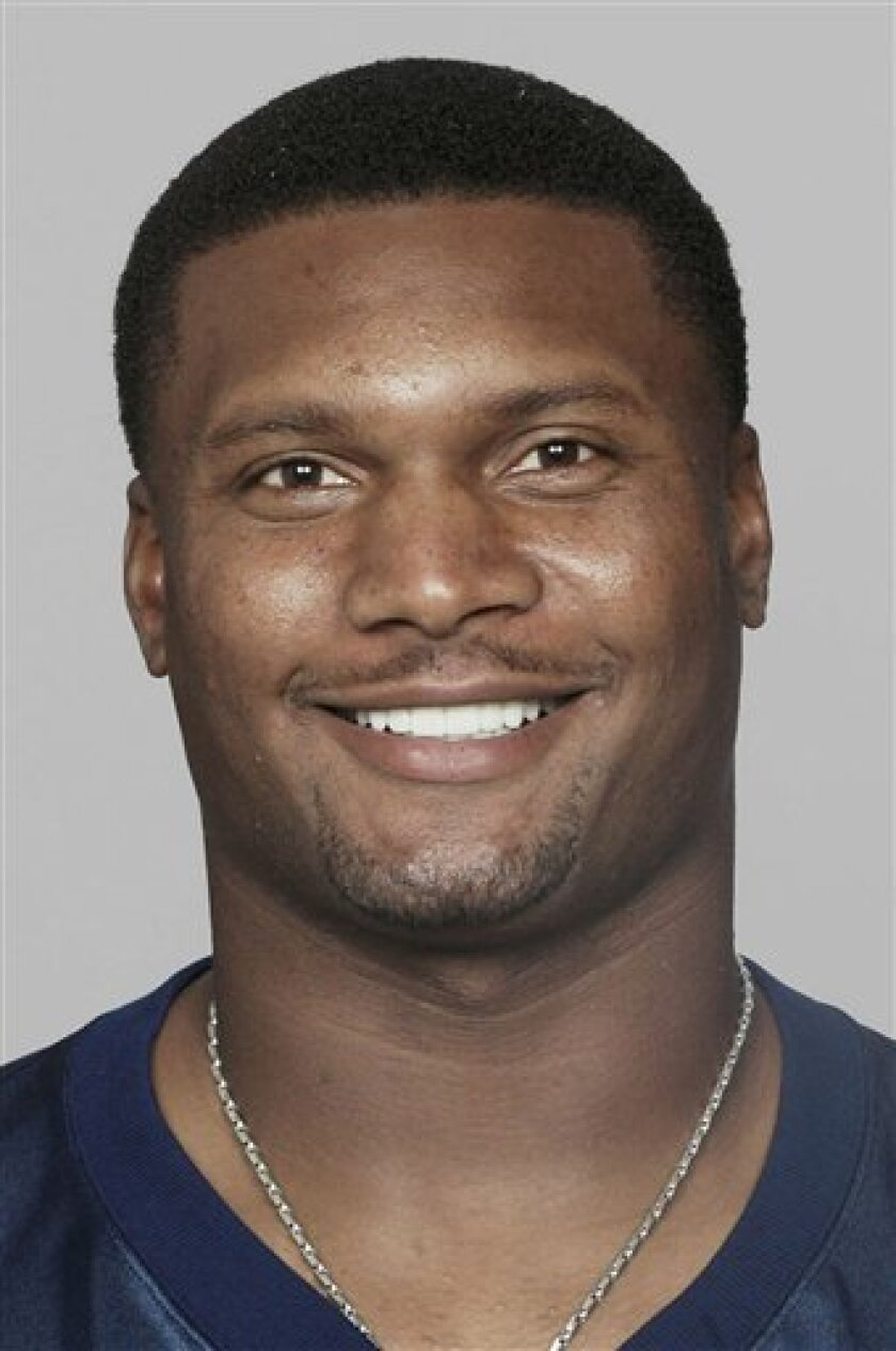 Steve McNair, shown in this 2003 season file photo. McNair, who led the famous Tennessee Titans drive that came a yard short of forcing overtime in the 2000 Super Bowl, was found dead Saturday July 4, 2009 with multiple gunshot wounds, including one to the head. Police said a pistol was discovered near the body of a woman also shot dead in a downtown condominium. (AP Photo/file)