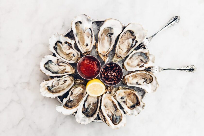 Herringbone's $1 buck shuck is a La Jolla happy hour steal.