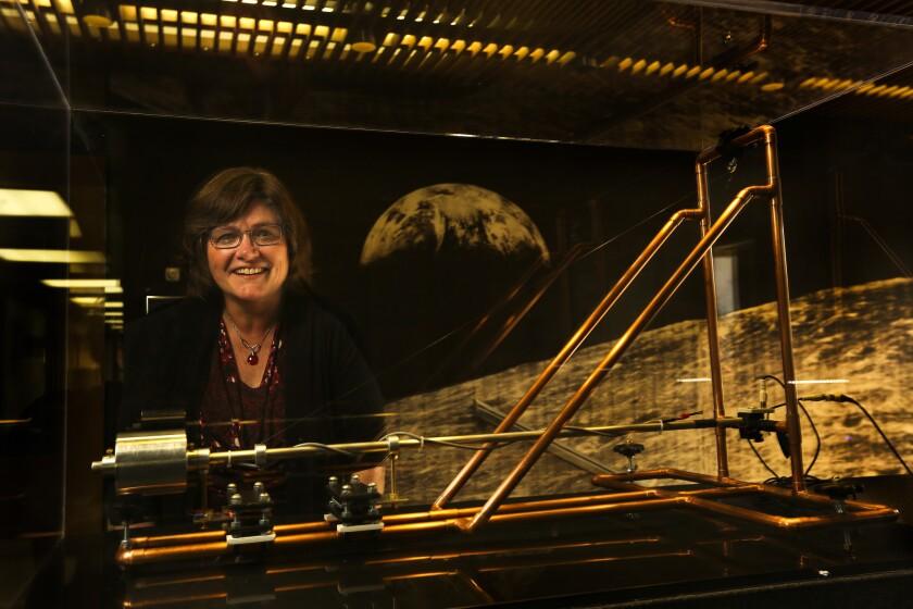 Lucy Jones, former U.S. Geological Survey seismologist.