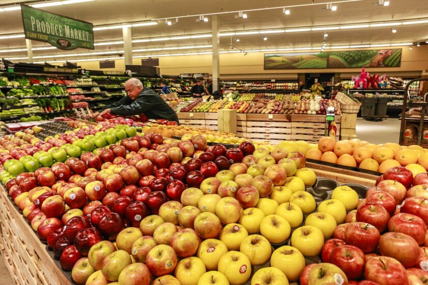 California's first Haggen supermarket is coming to La Costa next week. The chain from Bellingham, Wash. is taking over 83 Albertsons and Safeway (Vons) stores in California over the next few months as part of an 811 percent expansion.