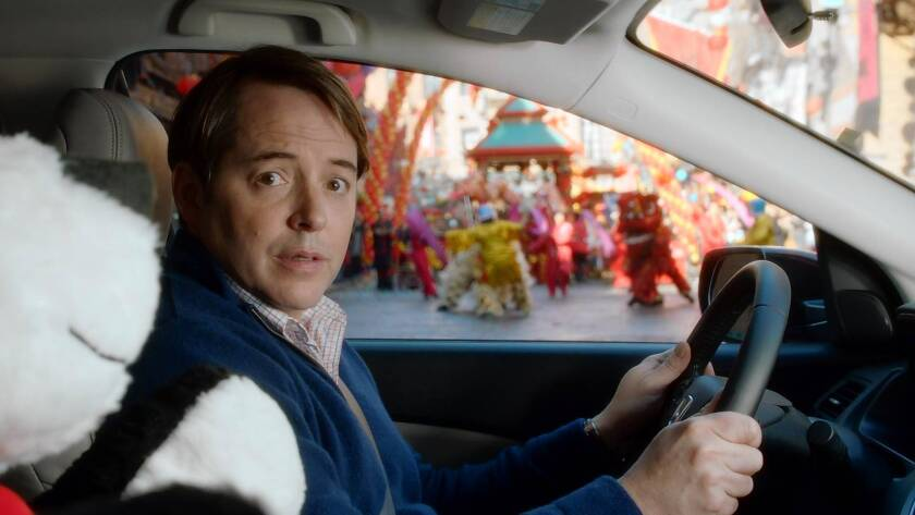 """Rubin Postaer & Associates created one of the most talked-about Super Bowl commercials in 2012 with """"Matthew's Day Off,"""" in which actor Matthew Broderick reprised his role in the 1986 film """"Ferris Bueller's Day Off,"""" but this time cavorting around L.A. in a Honda CR-V."""