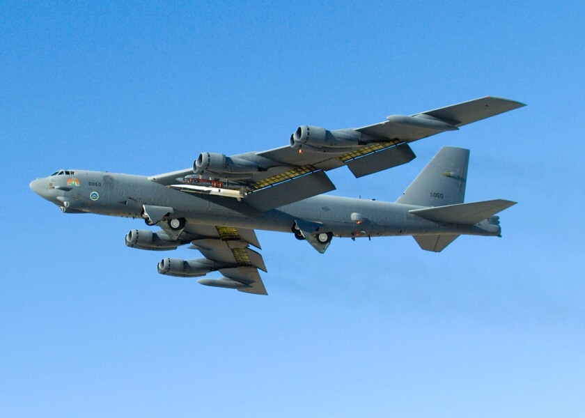 U.S. sends bombers into disputed East China Sea zone