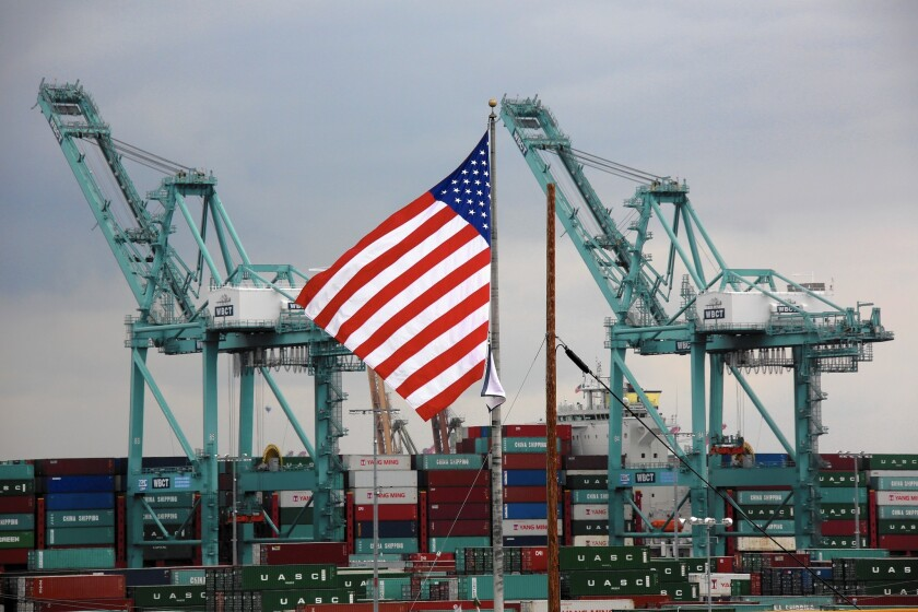 How longshoremen command $100K salaries in era of