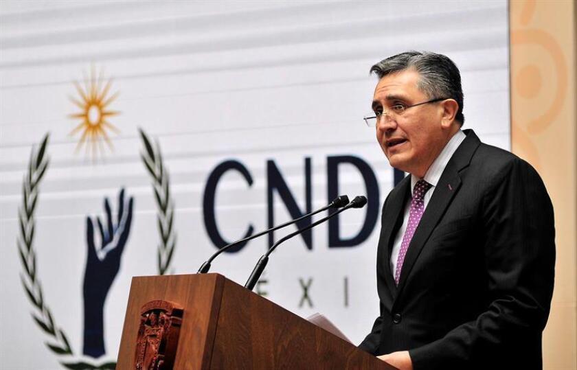 Ombudsman mexicano señala fracaso del Estado en seguridad pública