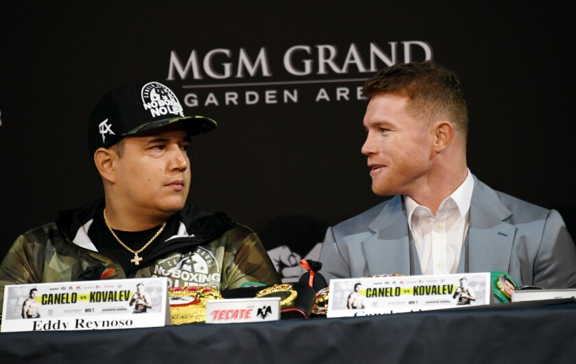 Canelo Alvarez v Sergey Kovalev - Final News Conference