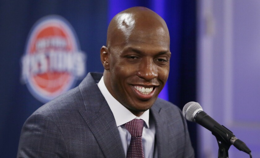 Chauncey Billups is joining the Clippers' broadcast team.
