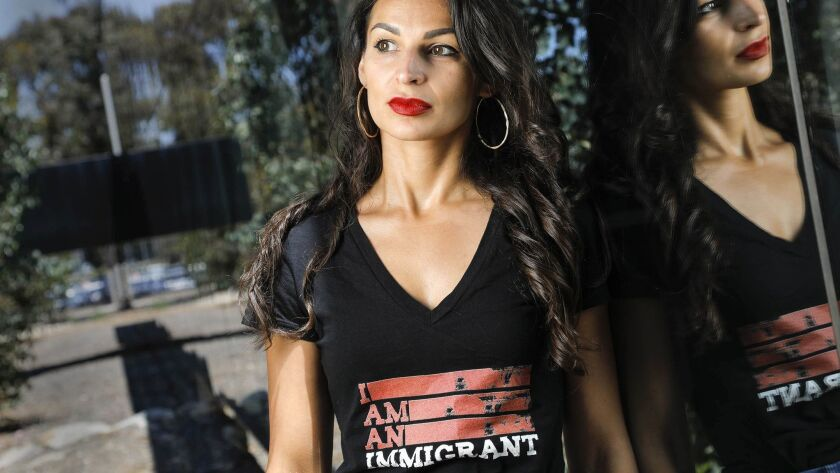 """SAN DIEGO, CA 6/27/2018: Martyna Majok, the playwright who won this year's Pulitzer Prize for """"The C"""