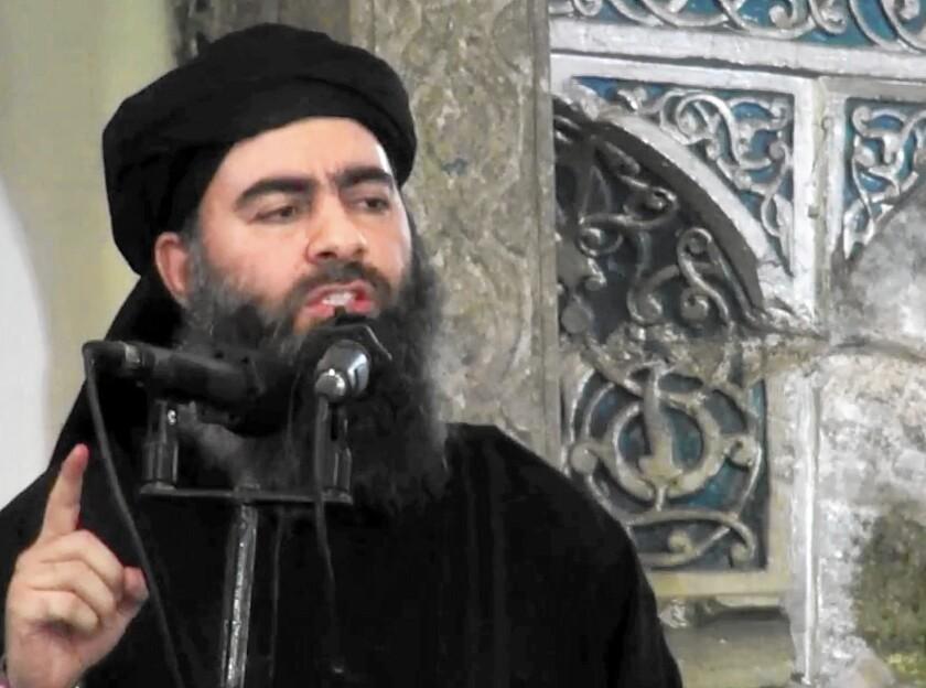 Abu Bakr Baghdadi