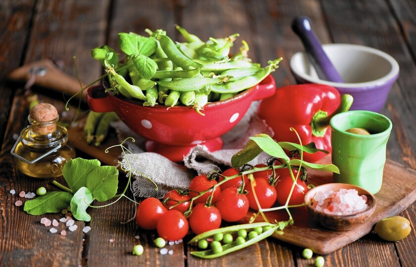 Diets high in vegetables and fruits have shown to be helpful for breast cancer patients.
