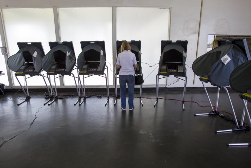 Costa Mesa voting