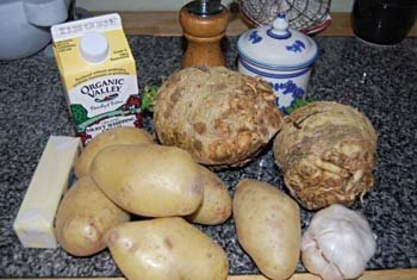 'Root vegetables' is a generic description of vegetables, including starchy ones, that grow underground. Photo: Courtesy