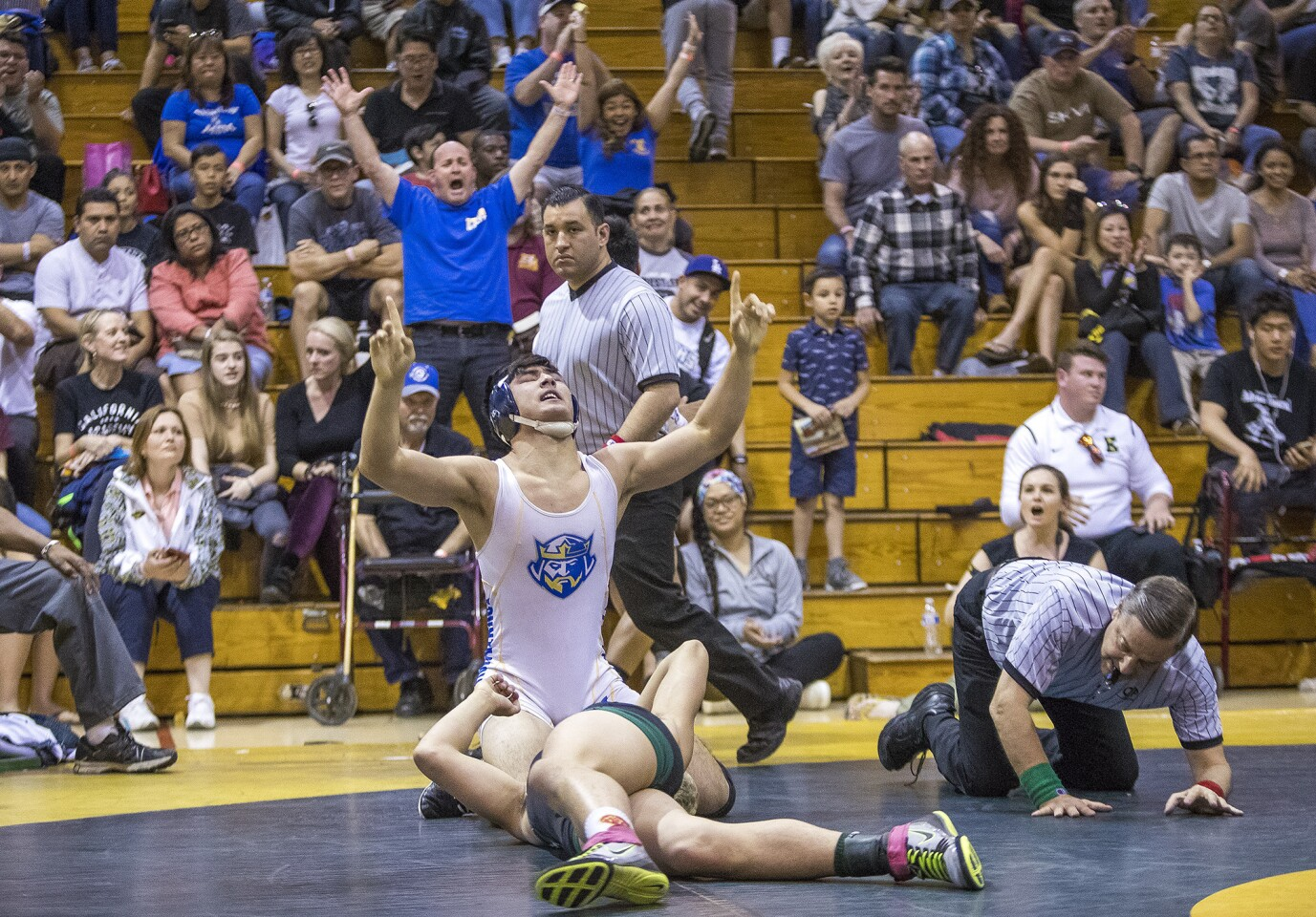 CIF Southern Section Southern Division Wrestling Championships