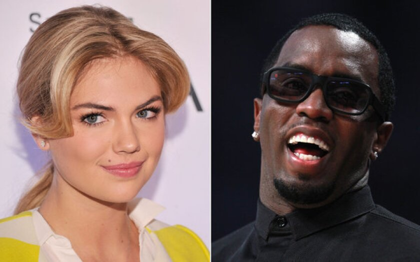 Kate Upton, Diddy deny romance rumors, really!