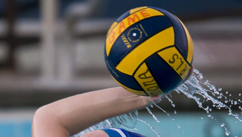 The Ramona boys and girls water polo teams lost to West Hills High School on April 30.