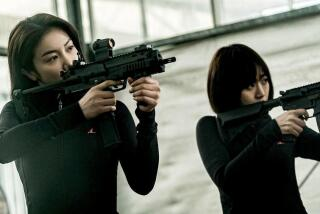 """""""The Villainess"""" movie review by Justin Chang"""