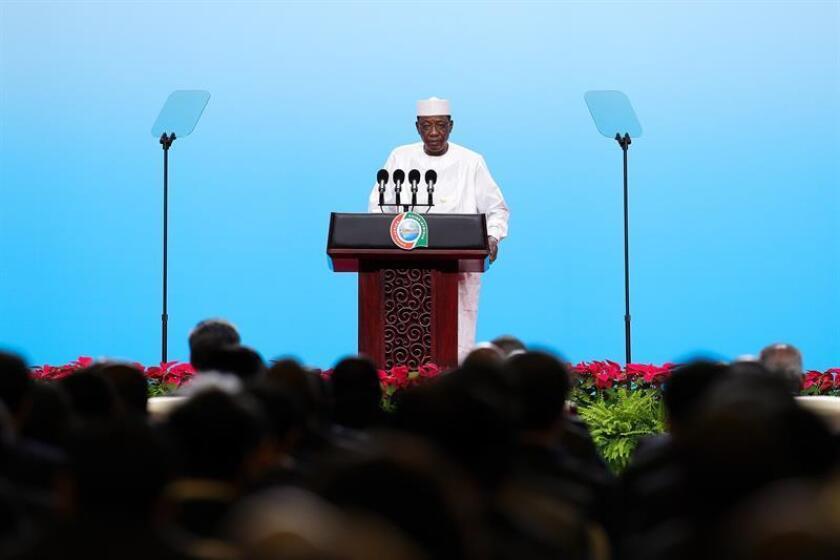 En el caso de Chad, la fiscalía denunciaba que Ho organizó el pago de dos millones de dólares al presidente de Chad, Idriss Deby, para que la empresa lograse derechos petroleros en el país. EFE/Archivo