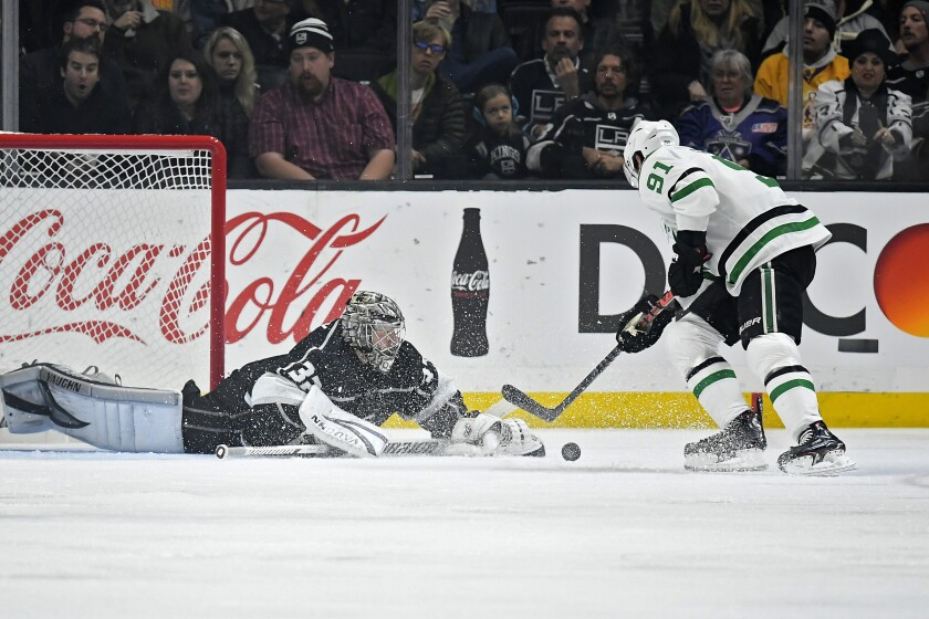 Stars Kings Hockey