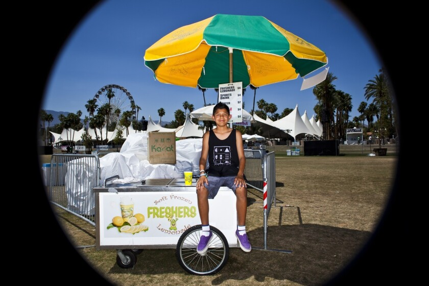 What to eat at Coachella 2013