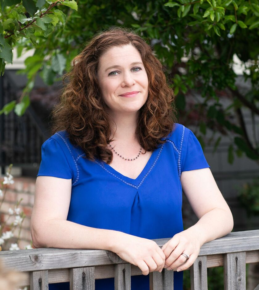 "Sara Faith Alterman, author of ""Let's Never Talk About This Again."""