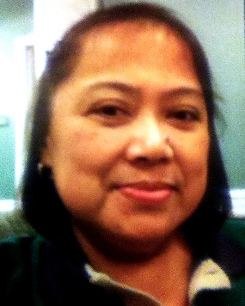 Dulce Amor Aguilo is among Filipino Americans to have died of COVID-19.
