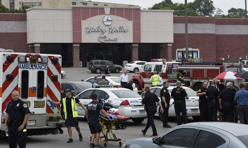 Nashville theater shooting