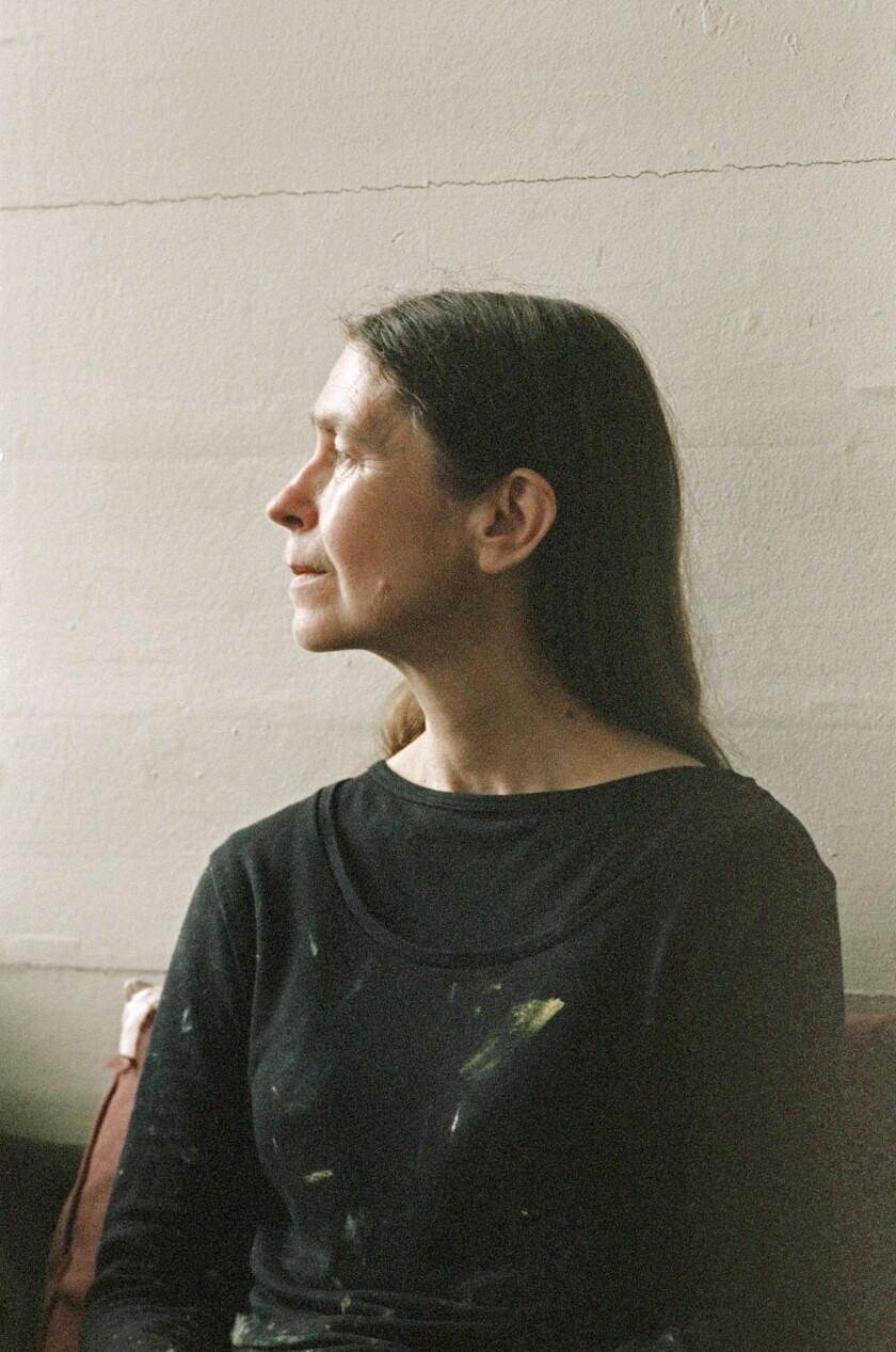 "Celia Paul, artist and author of the memoir ""Self-Portrait."""