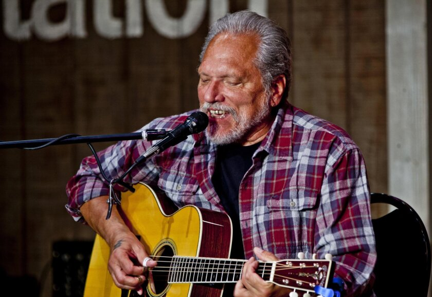 Guitarist Jorma Kaukonen was inducted into the Rock and Roll Hall of Fame in 1996 as a member of Jefferson Airplane.