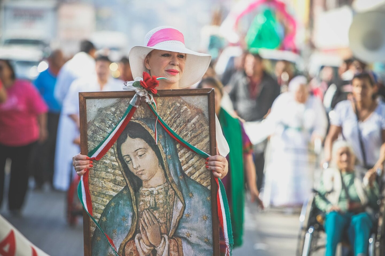 Pilgrimages through the streets of Tijuana