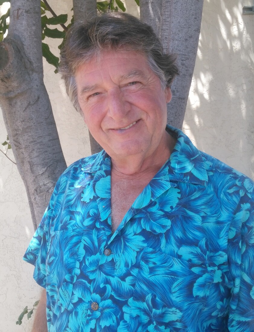Ramona resident Robert Anderson has performed with the Black Canyon Blues Band and West Coast Bandits since 1977.