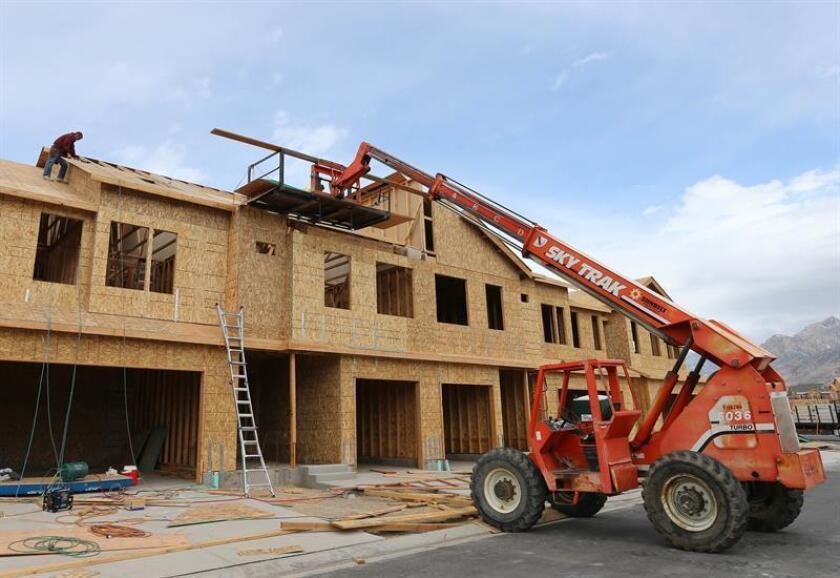 En los últimos 12 meses, las ventas de casas usadas en EEUU han subido un 3,8 %, según el informe de la NAR. EFE/Archivo
