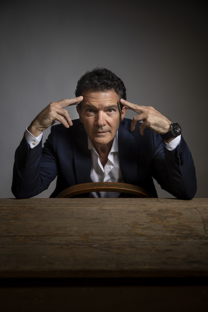 "Antonio Banderas could earn his first Oscar nomination for his work in ""Pain and Glory."""