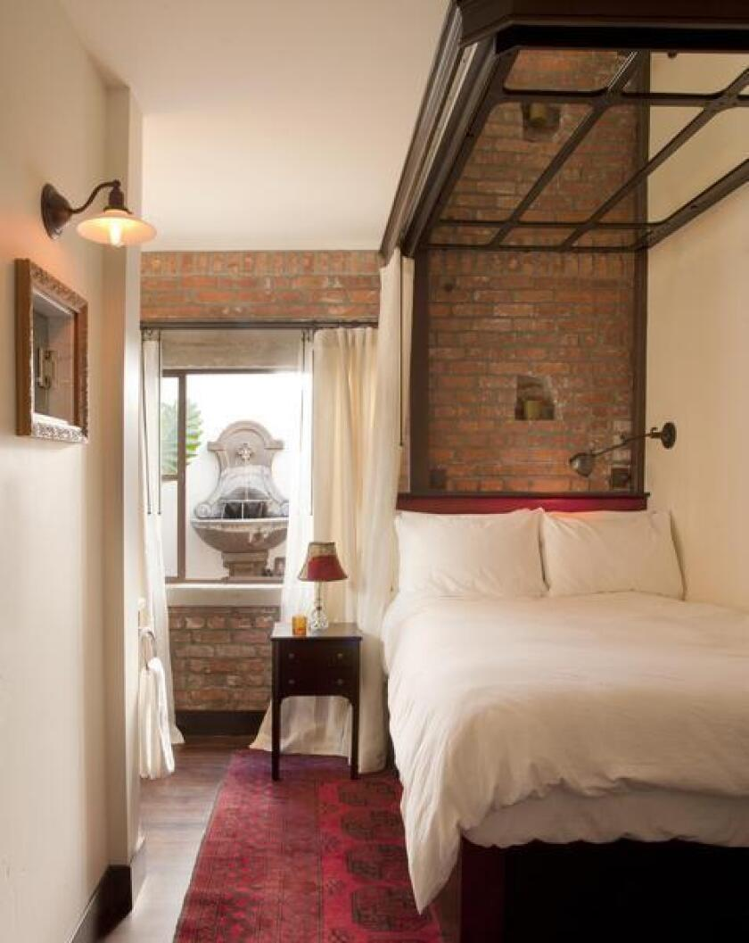 Daily Deal: San Luis Obispo hotel blends old and new
