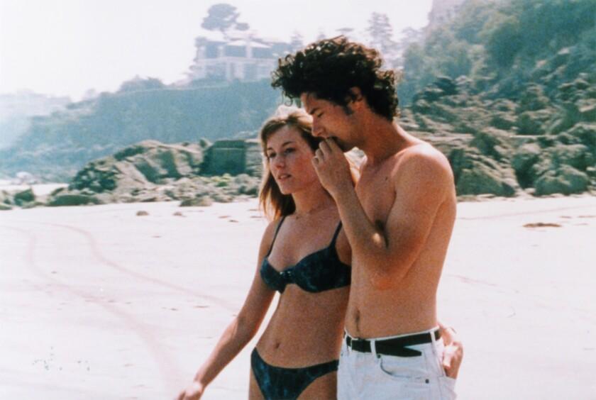 "Aurelia Nolin and Melvil Poupaud star in ""A Summer's Tale."""