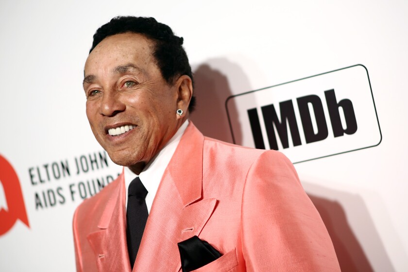 Smokey Robinson has battled back from COVID-19 to resume performing concerts.