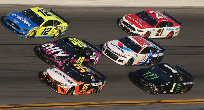 NASCAR restarts Sunday as industry tries to stay out of the pits ...
