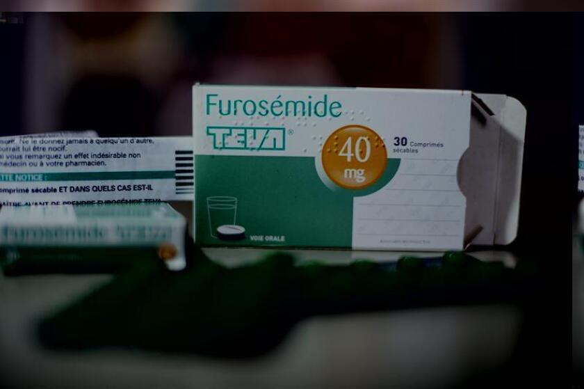 La empresa farmacéutica Teva pagará a EEUU 519 millones de dólares por el soborno a funcionarios en Rusia, Ucrania y México para que favorecieran la compra de sus productos entre 2001 y 2012, informó hoy el Departamento de Justicia. EFE/ARCHIVO
