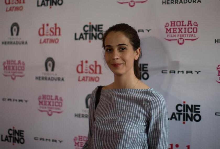 """La actriz Cassandra Ciangherotti participará en la comedia televisiva """"Los Espookys"""" que producirá la cadena HBO, informó hoy el medio especializado The Hollywood Reporter. EFE/ARCHIVO"""