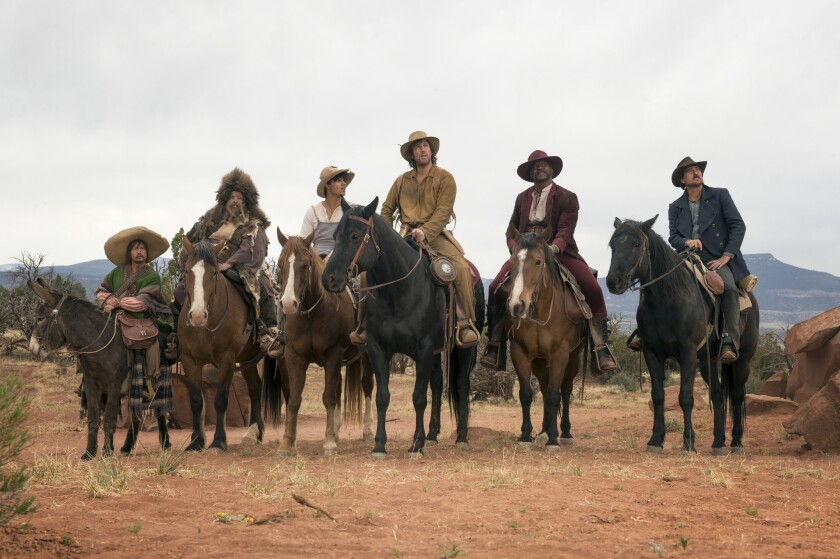 'The Ridiculous 6'