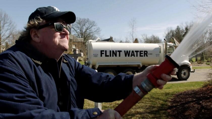 "Provocative filmmaker Michael Moore explores the Trump era of American politics in the documentary ""Fahrenheit 11/9."""