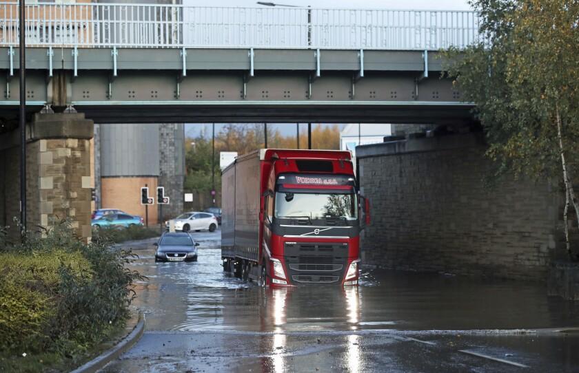 Britian Floods