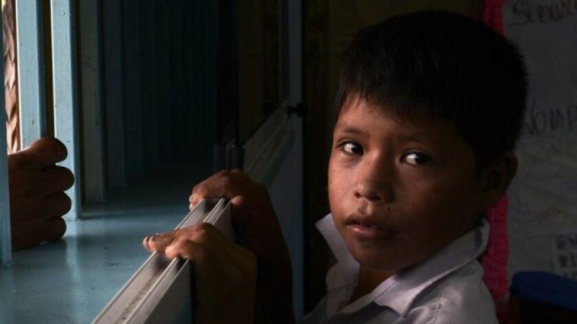 Los niños son los más desprotegidos ante la difteria si no han sido vacunados.