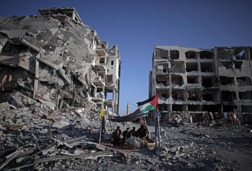Amnesty International report on Gaza conflict