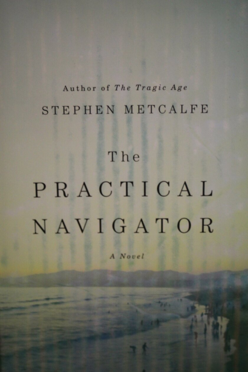 Stephen Metcalfe will sign 'The Practical Navigator,' 7:30 p.m. Tuesday, Aug. 9 at Warwick's bookstore.