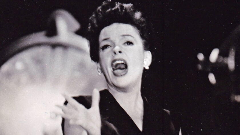 Judy Garland on 'The Judy Garland Show'