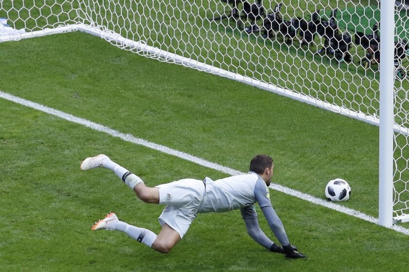 Complete coverage of the 2018 World Cup - Los Angeles Times